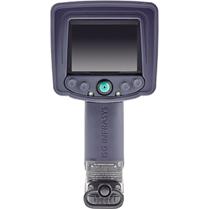X380 THERMAL IMAGER – FIVE BUTTON