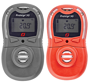 PROTÉGÉ SG REUSABLE SINGLE GAS MONITOR