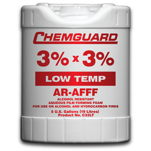 Chemguard 3% AR-AFFF Low Temperature
