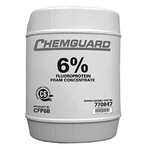 Chemguard CFP6B 6% Fluoroprotein Foam Concentrate