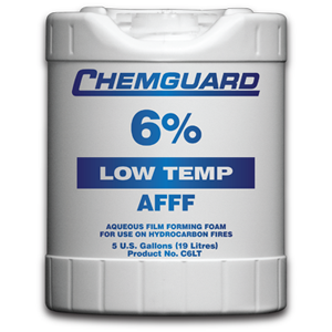Low Temp AFFF Foam