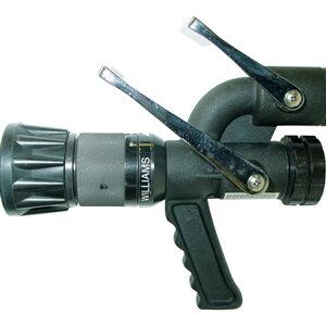 Adjustable Flow Hydro-Chem Hand-line Nozzles