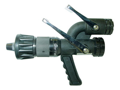 Adjustable Flow Hydro-Chem Hand-line Nozzles