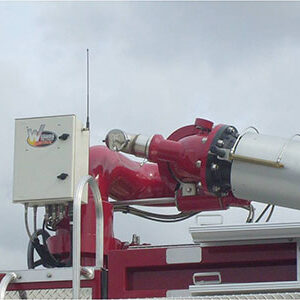 Ambassador Large Volume Deck Gun