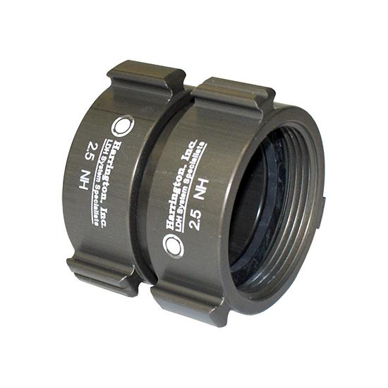 H35 – Female Swivel RL x Female Swivel RL Threaded Adapters