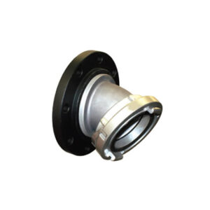 Flat Face Flange Storz Adapters: 30 DEGREE ELBOW