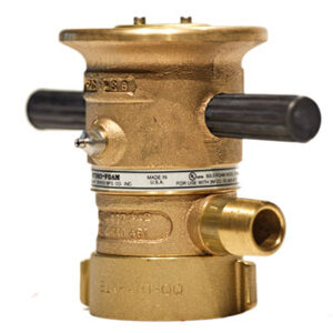 HF Series Medium Body Self-Educting Monitor Nozzles