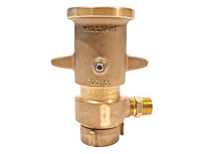 LW Series Small Body Hydro-Foam Monitor Nozzles