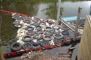 Marine Debris Clean-Up Equipment