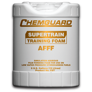 Supertrain AFFF Foam Concentrate