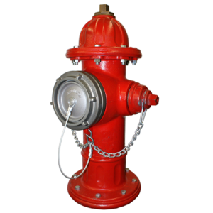 Storz Permanent Hydrant Adapter with Cap (Hydrant Converter)