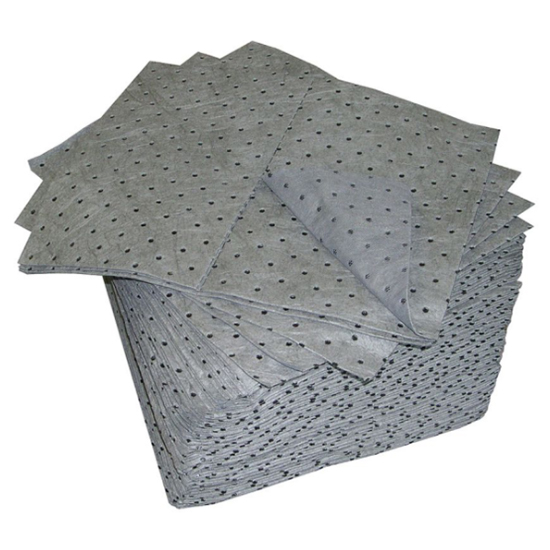 THREE LAYER SMS UNIVERSAL ABSORBENT PADS & ROLLS