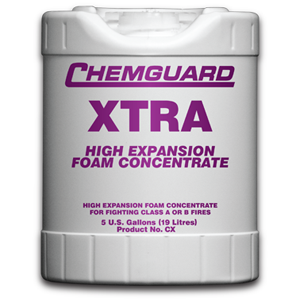 Chemguard XTRA High Expansion Foam Concentrate
