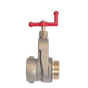 BRASS 2 1/2″ BRASS HYDRANT GATE VALVE MODEL