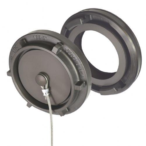 Storz Hydrant Converter w/ Hydrant Nut Cap