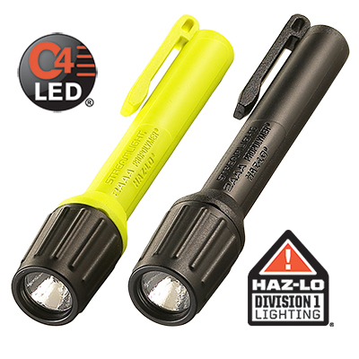 2AAA PROPOLYMER® HAZ-LO® FLASHLIGHT