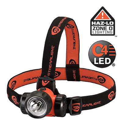 3AA HAZ-LO® ATEX RATED HEADLAMP