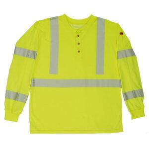 Class 3 FR Henley Shirt