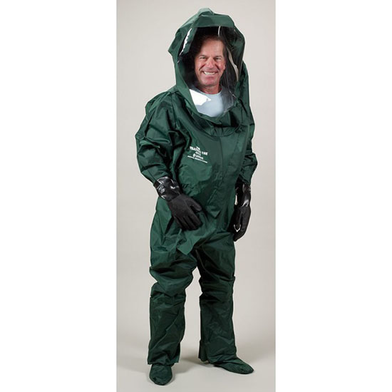 Nylon Front Entry Training Suit