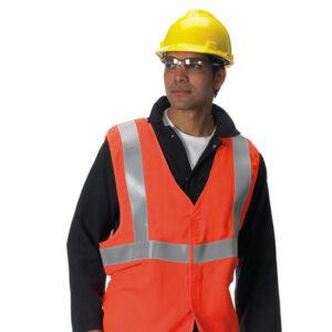 Solid Modacrylic Vest