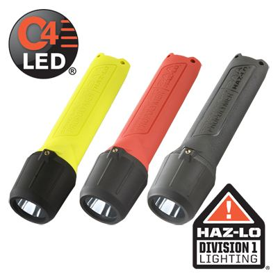 3AA PROPOLYMER® HAZ-LO® FLASHLIGHT
